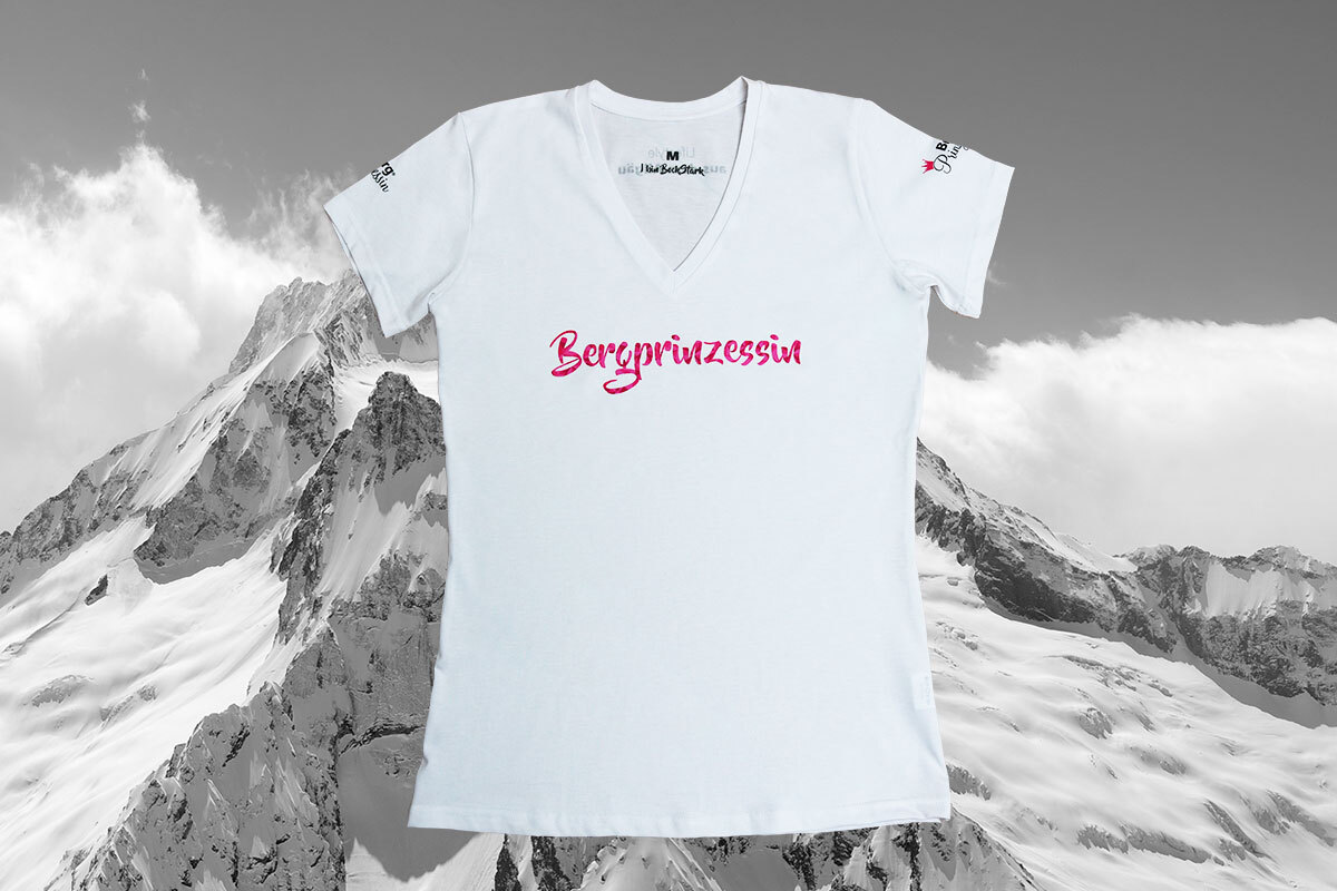 BergPrinzessin T-Shirt