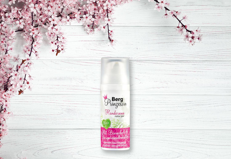 BergPrinzessin - Handcreme