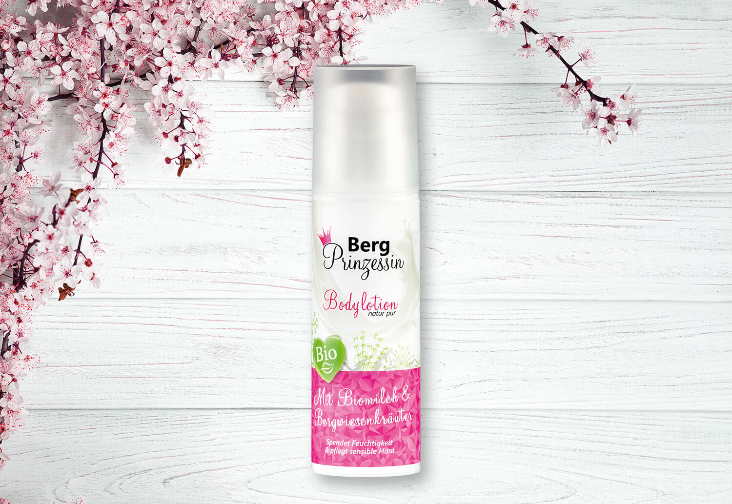 BergPrinzessin - Bodylotion